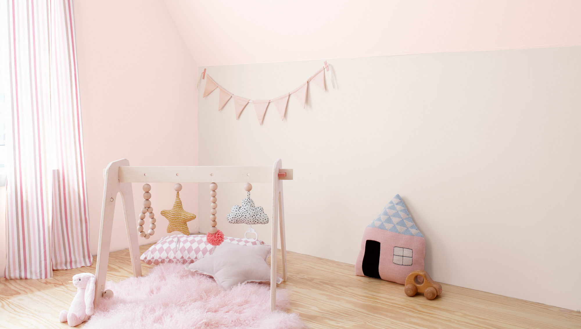 Full Size of Wandfarbe Rosa Farbe Frs Babyzimmer Küche Wohnzimmer Wandfarbe Rosa