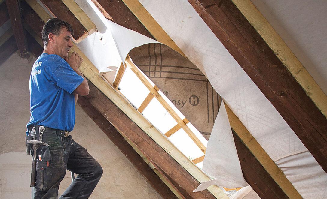 Large Size of Dachfenster Einbauen Dachausbau Fenster Selbstde Bodengleiche Dusche Nachträglich Velux Rolladen Neue Kosten Wohnzimmer Dachfenster Einbauen