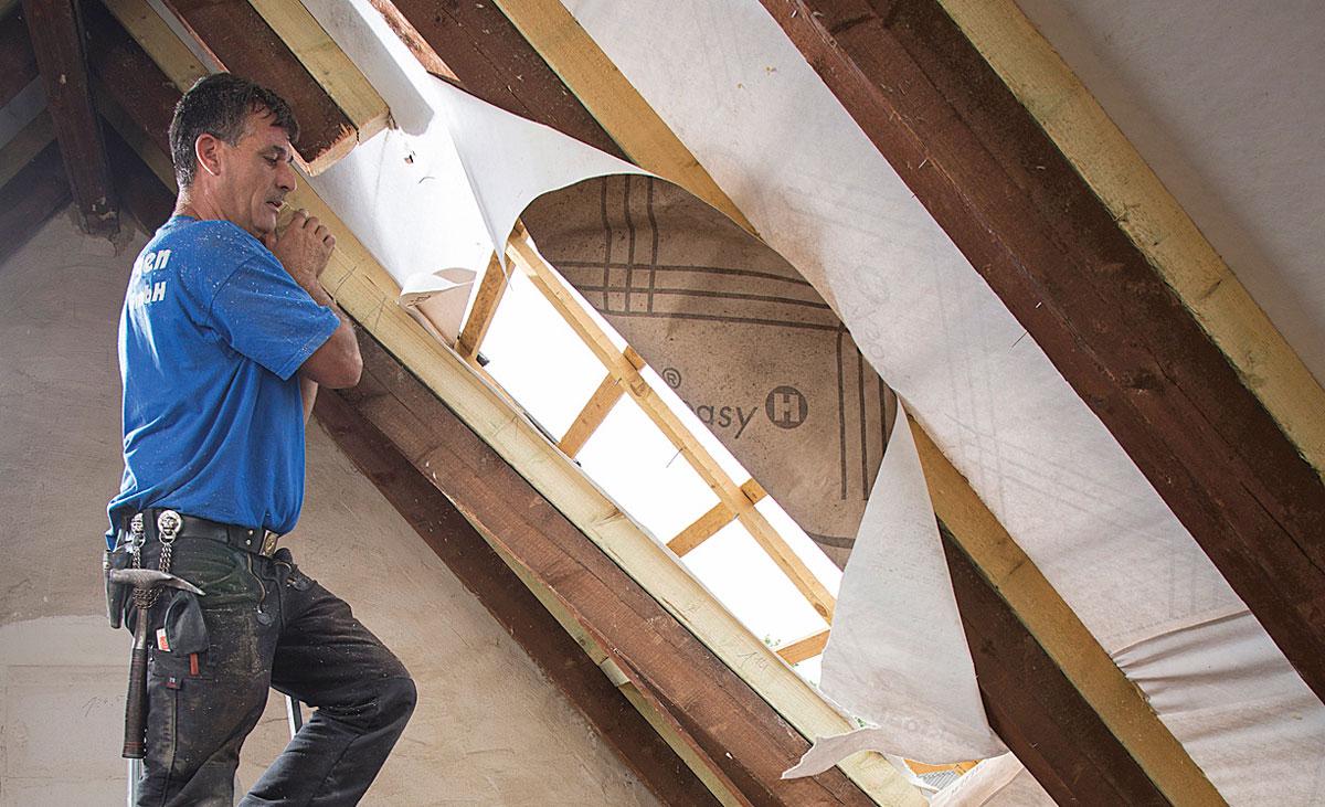 Full Size of Dachfenster Einbauen Dachausbau Fenster Selbstde Bodengleiche Dusche Nachträglich Velux Rolladen Neue Kosten Wohnzimmer Dachfenster Einbauen