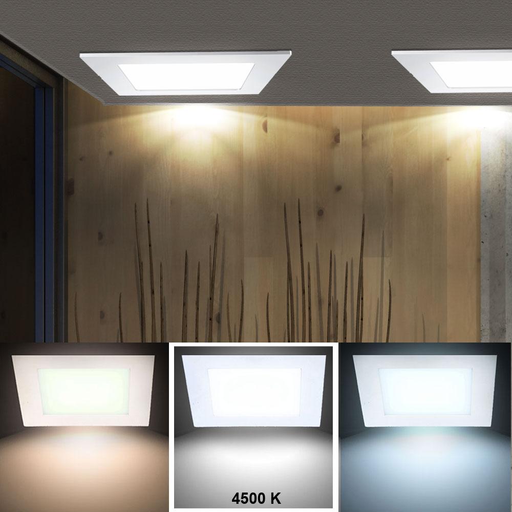 Full Size of Wohnzimmer Deckenstrahler Leuchten Leuchtmittel 3in1 Led Deckenleuchte 132w Deckenlampe Sofa Kleines Lampe Anbauwand Indirekte Beleuchtung Wandbilder Gardinen Wohnzimmer Wohnzimmer Deckenstrahler