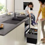Müllsystem Wohnzimmer Müllsystem Ihr Splenunterschrank Ist Ein Echtes Stauraumwunder Blanco Küche