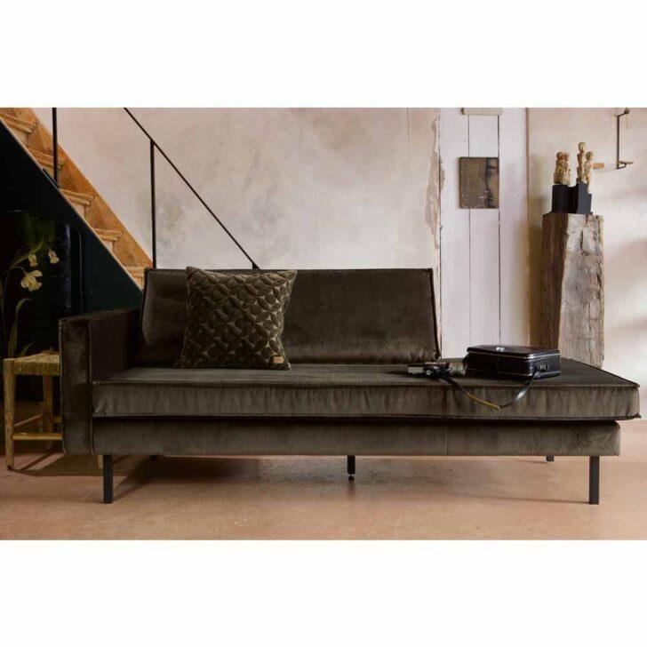 Medium Size of Daybed Reka Samt Verschiedene Farben Recamiere Sofa Mit Wohnzimmer Recamiere Samt