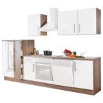 Küchen Roller Kchenblock Wei Lacklaminat Matt Trffel 310 Cm Online Regal Regale Wohnzimmer Küchen Roller