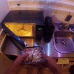 Sunnersta Ikea Wohnzimmer Sunnersta Ikea Cart Hack Trolley Mini Kitchen Ideas Sink Canada Kitchenette Bar Rail Installation Utility Container In Closet With Off Grid Youtube Modulküche