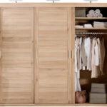 Schlafzimmerschrank Duo Stripe Unbearbeitet Eiche Kopen Goossens Wohnzimmer Schlafzimmerschränke