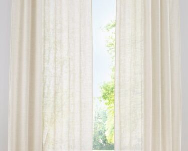 Schlaufengardinen Kurz Wohnzimmer Schlaufengardinen Kurz Leicht Fallende Gardine In Leinen Optik Natur Kurzzeitmesser Küche