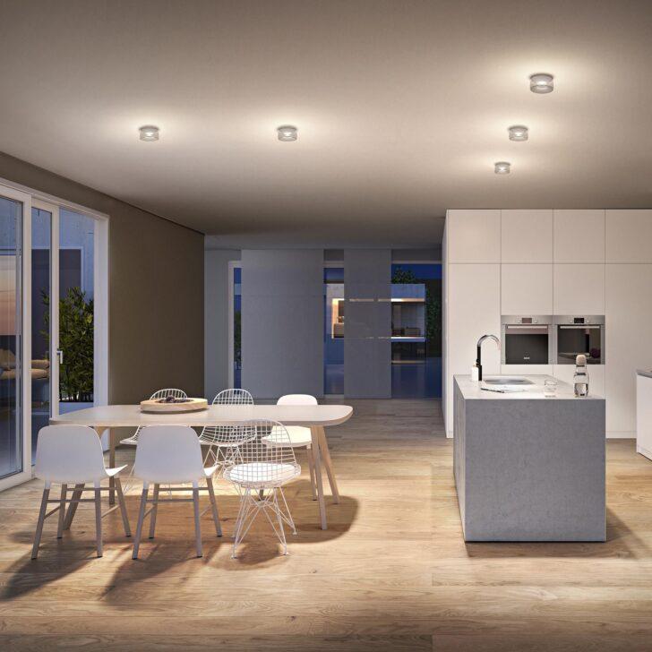 Medium Size of Deckenlampe Küche Modern Deckenleuchte Mit Direkt Und Indirektbeleuchtung Led Tapeten Für Die Pantryküche Kühlschrank Moderne Landhausküche Miniküche Wohnzimmer Deckenlampe Küche Modern