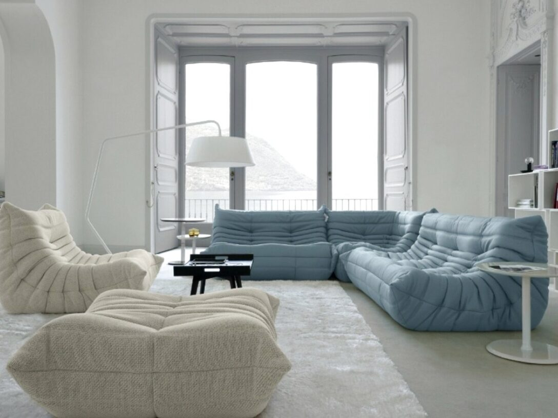 Large Size of Ligne Roset Togo Sofa For Sale In Uk View 27 Bargains Wohnzimmer Ligne Roset Togo