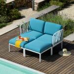 Couch Terrasse Komodo Modulsofa Von Nardi Connox Wohnzimmer Couch Terrasse
