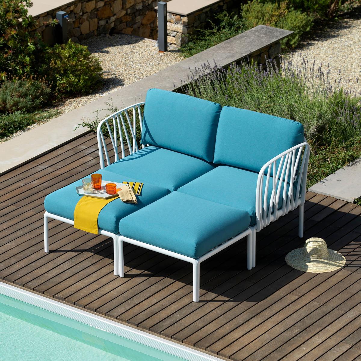 Full Size of Couch Terrasse Komodo Modulsofa Von Nardi Connox Wohnzimmer Couch Terrasse