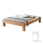 Futonbett 100x200 Wohnzimmer Futonbett Manuela Liegeflche 100 200 Cm Massivholz Gelte Bett 100x200 Betten Weiß