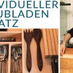 Schubladeneinsatz Stecksystem Wohnzimmer Schubladeneinsatz Stecksystem Diy Ohne Sgen Besteckeinsatz Mit Regal Küche