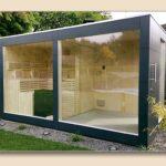 Saunahaus Modern Wohnzimmer Saunahaus Modern Wohnzimmer Bilder Bett Design Deckenlampen Modernes Moderne Duschen Fürs Küche Weiss Deckenleuchte Holz Esstische Esstisch Sofa Tapete