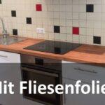 Fliesenspiegel Folie Wohnzimmer Fliesenspiegel Folie Folien Fliesen In Hamburg Bergedorf Von Fischer Sicherheitsfolie Fenster Klebefolie Für Sichtschutzfolie Einbruchschutzfolie