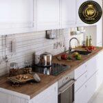 Ariane Moderne Landhauskche Winkel Küche Tapeten Für Einbauküche Nobilia Inselküche Abluftventilator Edelstahlküche Was Kostet Eine Neue Arbeitsschuhe Wohnzimmer Weisse Küche Modern