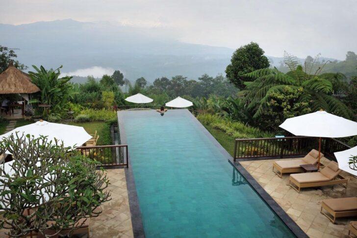Medium Size of Bali Hideaway Im Reizvollen Hochland In Balis Norden Reiseblog Rattan Bett Weiße Betten Wand 180x200 Mit Lattenrost Und Matratze Stauraum 160x200 Rauch Wohnzimmer Bali Bett Outdoor