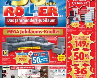 Küchen Roller Wohnzimmer Roller Aktueller Prospekt 3009 05102019 Jedewoche Rabattede Regale Küchen Regal