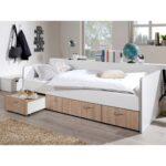 Kinderbett Stauraum Bett Mit Selber Bauen 140x200 Viel Kopfteil Betten 160x200 200x200 Wohnzimmer Kinderbett Stauraum