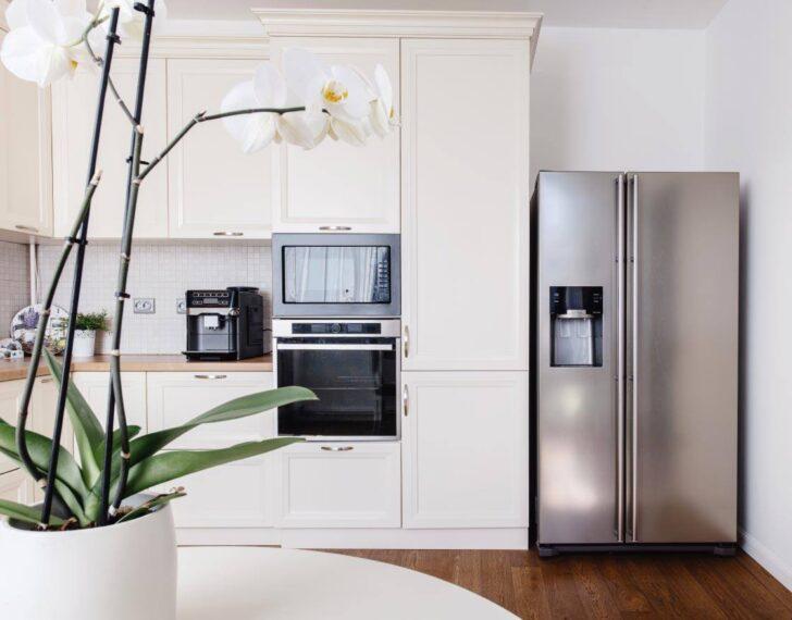 Medium Size of Ein Freistehender Khlschrank Fr Deine Wohnung Wohnklamotte Küchen Regal Freistehende Küche Wohnzimmer Freistehende Küchen