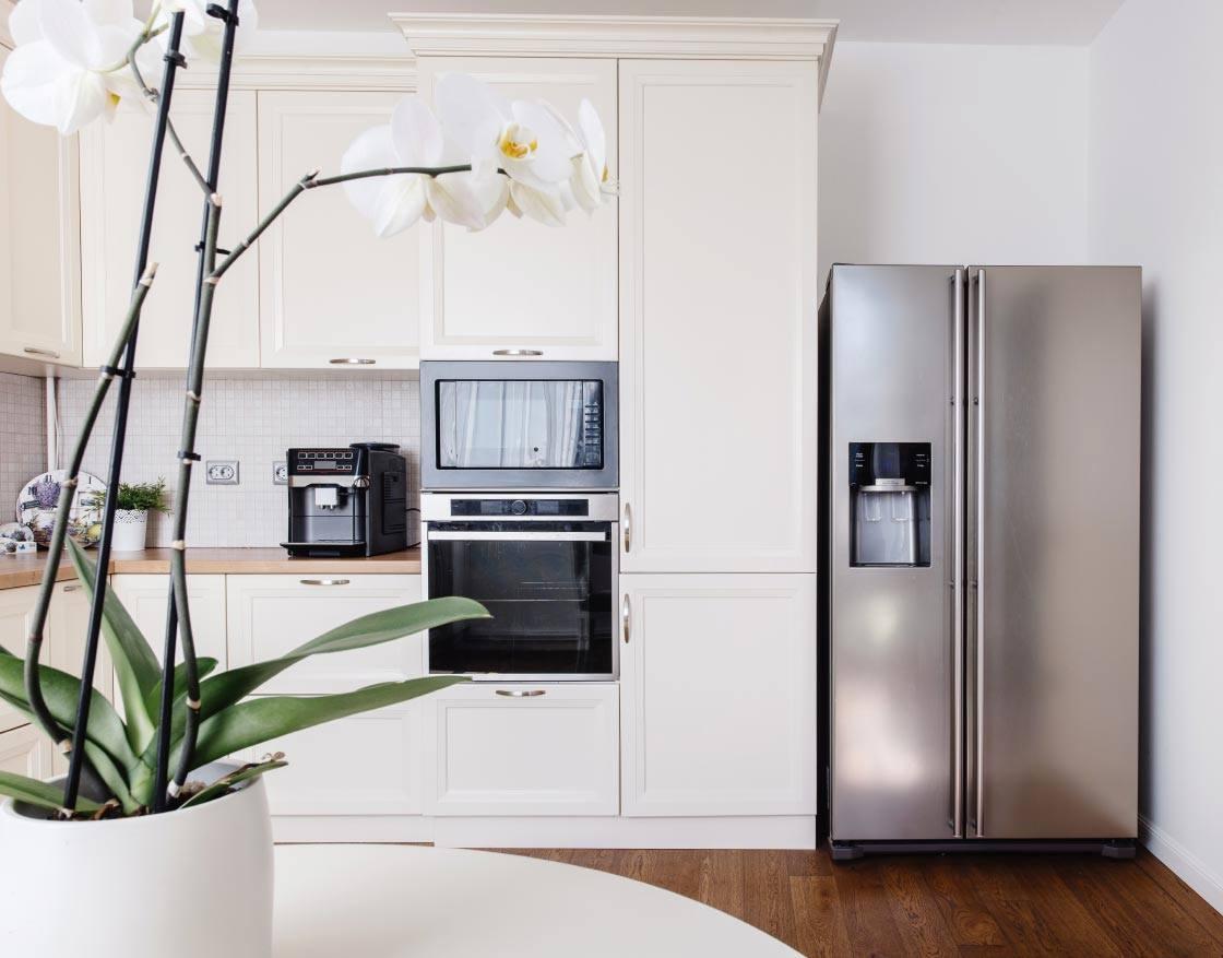 Full Size of Ein Freistehender Khlschrank Fr Deine Wohnung Wohnklamotte Küchen Regal Freistehende Küche Wohnzimmer Freistehende Küchen