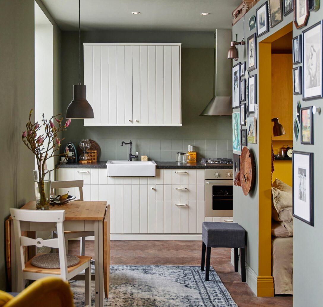 Large Size of Single Kche Bilder Ideen Couch Ikea Küche Kosten Singleküche Mit E Geräten Küchen Regal Kühlschrank Betten 160x200 Modulküche Sofa Schlaffunktion Bei Wohnzimmer Single Küchen Ikea