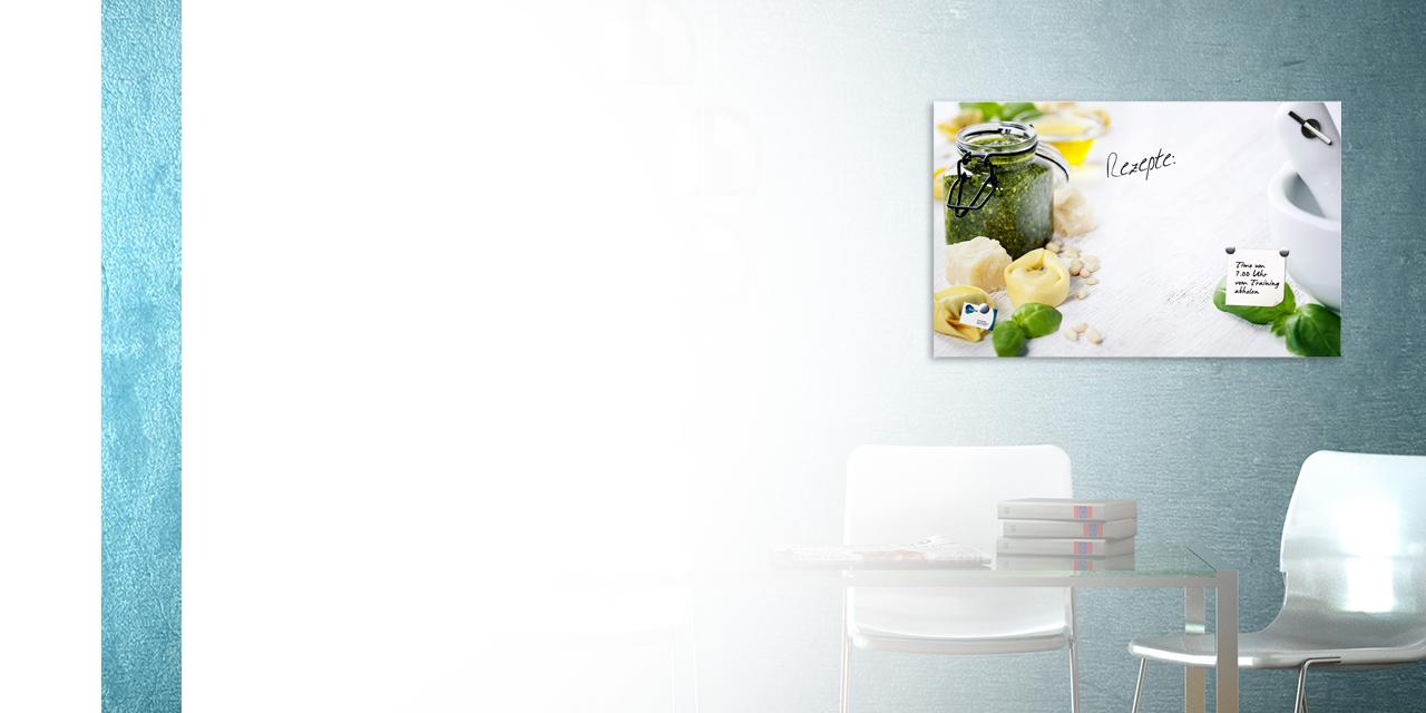 Full Size of Magnetwand Küche Attraktive Glas Magnettafel Fr Kche Mit 2 Whiteboardmarkern Essplatz Fliesenspiegel Lampen Laminat Für Elektrogeräten Schmales Regal Wohnzimmer Magnetwand Küche