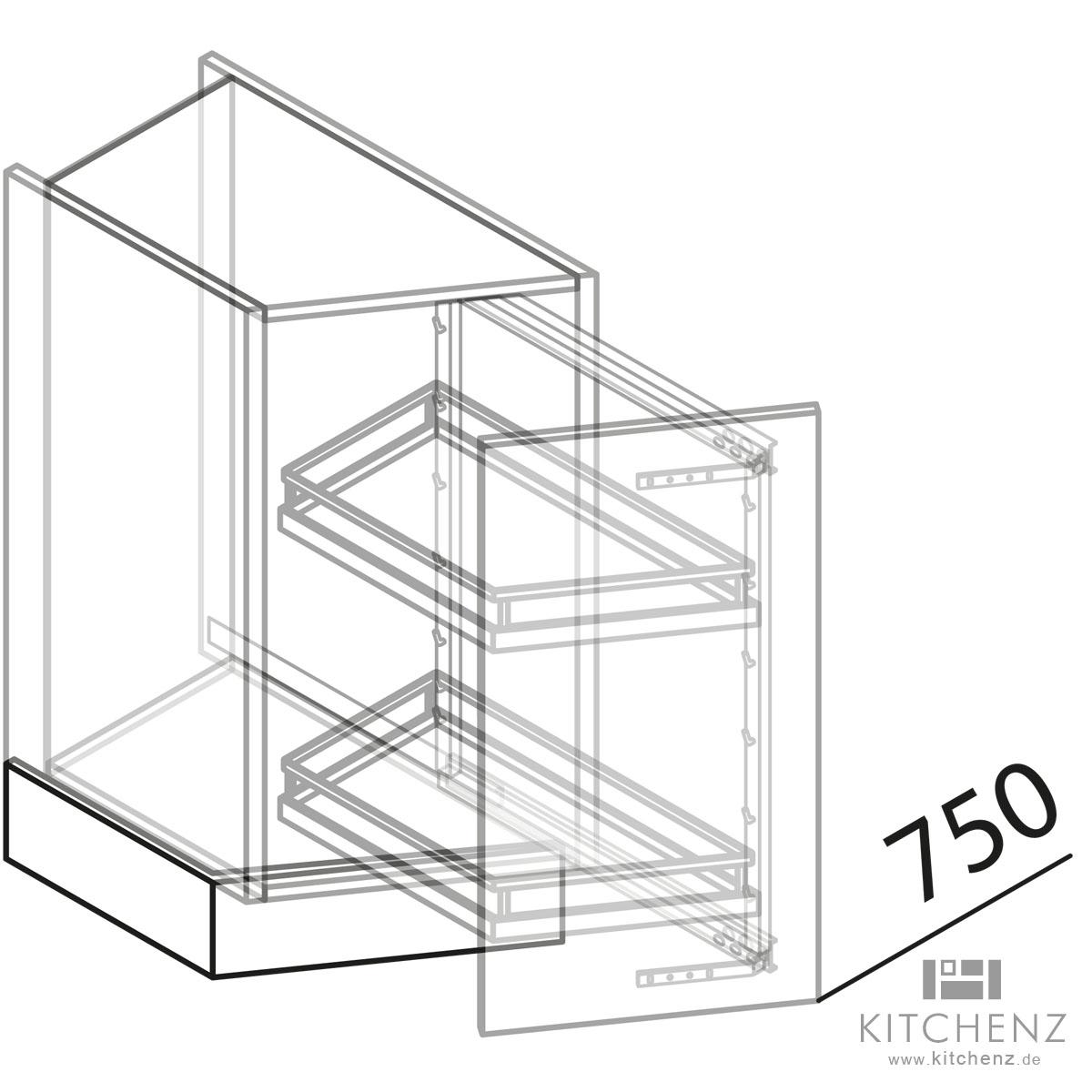 Full Size of Nolte Kchen Diagonalschrank Uvsk30 Gnstig Kaufen Schlafzimmer Betten Küche Apothekerschrank Wohnzimmer Nolte Apothekerschrank