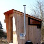 Gartensauna Bausatz Outdoor Sauna In 2020 Wohnzimmer Gartensauna Bausatz