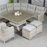 Outliv Milwaukee Dining Lounge Set Garten Und Freizeitde Loungemöbel Holz Günstig Wohnzimmer Outliv Loungemöbel