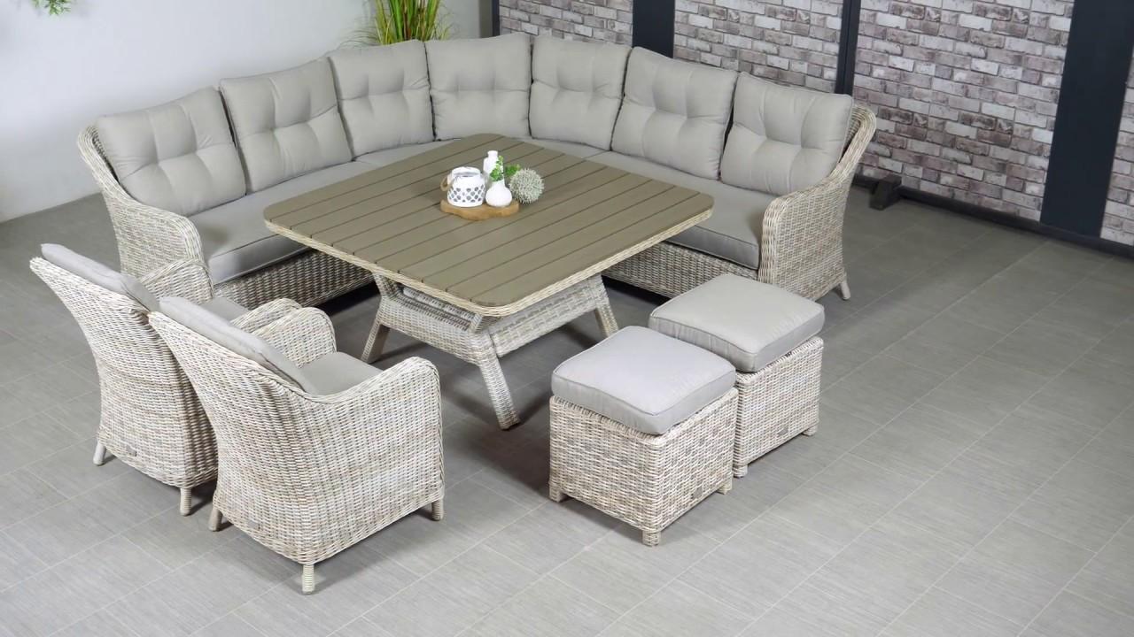 Full Size of Outliv Milwaukee Dining Lounge Set Garten Und Freizeitde Loungemöbel Holz Günstig Wohnzimmer Outliv Loungemöbel