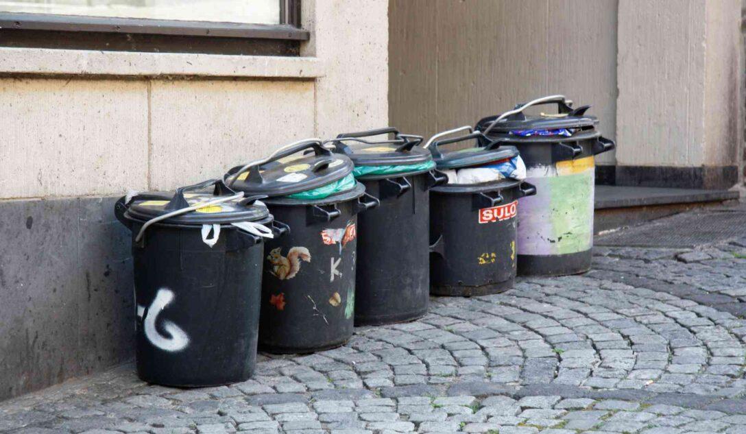 Large Size of Mnchengladbach Neues Mllsystem Ist Umstritten Müllsystem Küche Wohnzimmer Müllsystem