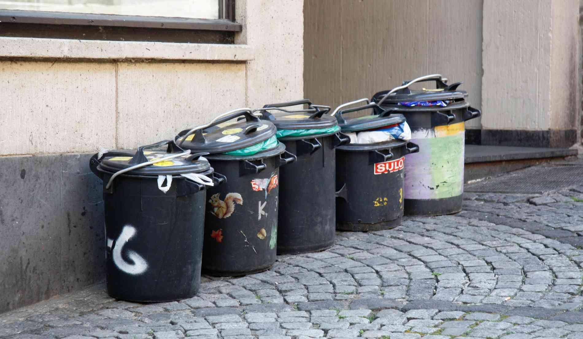 Full Size of Mnchengladbach Neues Mllsystem Ist Umstritten Müllsystem Küche Wohnzimmer Müllsystem