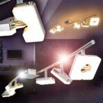 Led Deckenspot Design Deckenlampe Flur Leuchten Kchen Strahler Liege Wohnzimmer Deckenleuchte Wandtattoos Großes Bild Deckenlampen Modern Hängeschrank Wohnzimmer Deckenspots Wohnzimmer