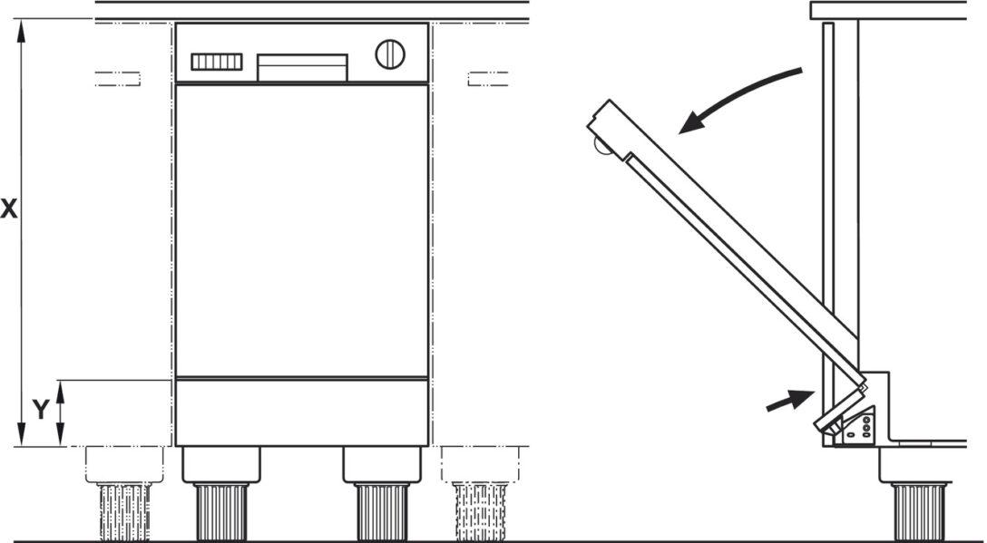 Large Size of Küchenblende Blenden Knick Beschlag Wohnzimmer Küchenblende