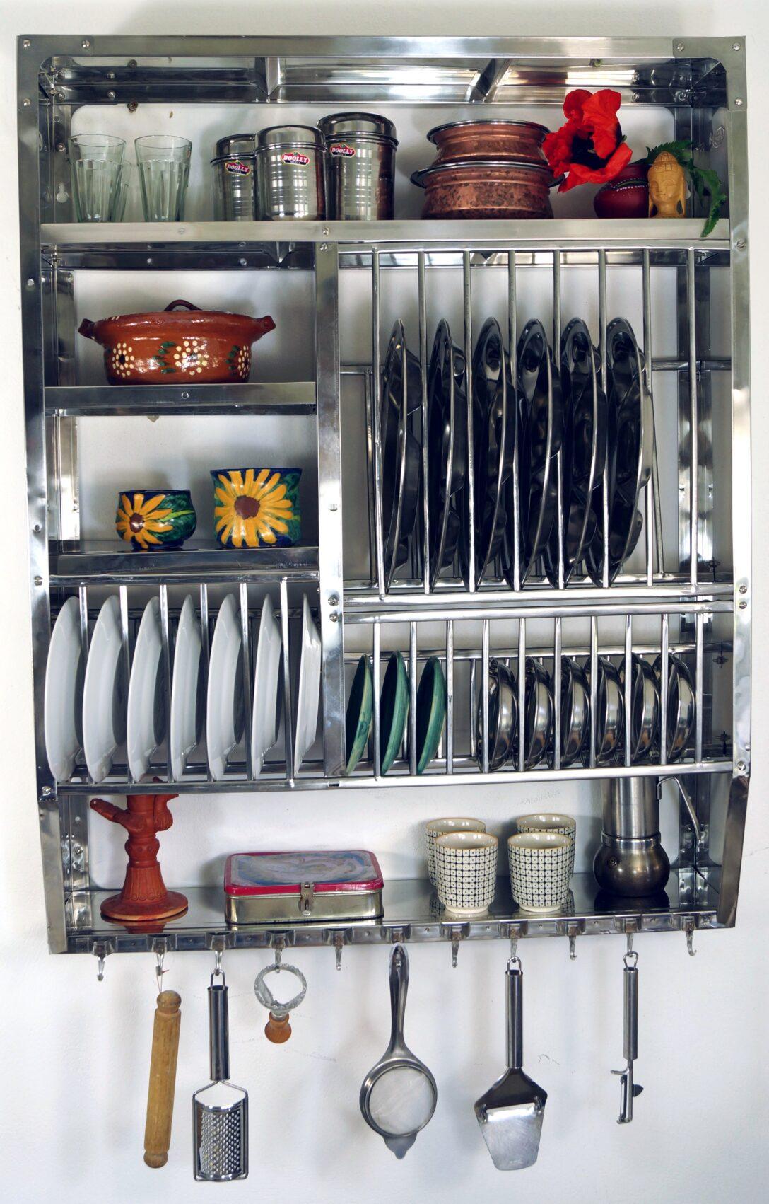 Large Size of Edelstahl Kchenregal Miniküche Mit Kühlschrank Outdoor Küche Edelstahlküche Gebraucht Stengel Garten Ikea Wohnzimmer Miniküche Edelstahl