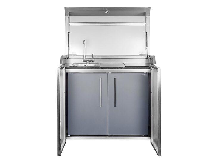 Medium Size of Mobile Outdoorküche Stengel Outdoorkche In Robuster Duplebox Küche Wohnzimmer Mobile Outdoorküche