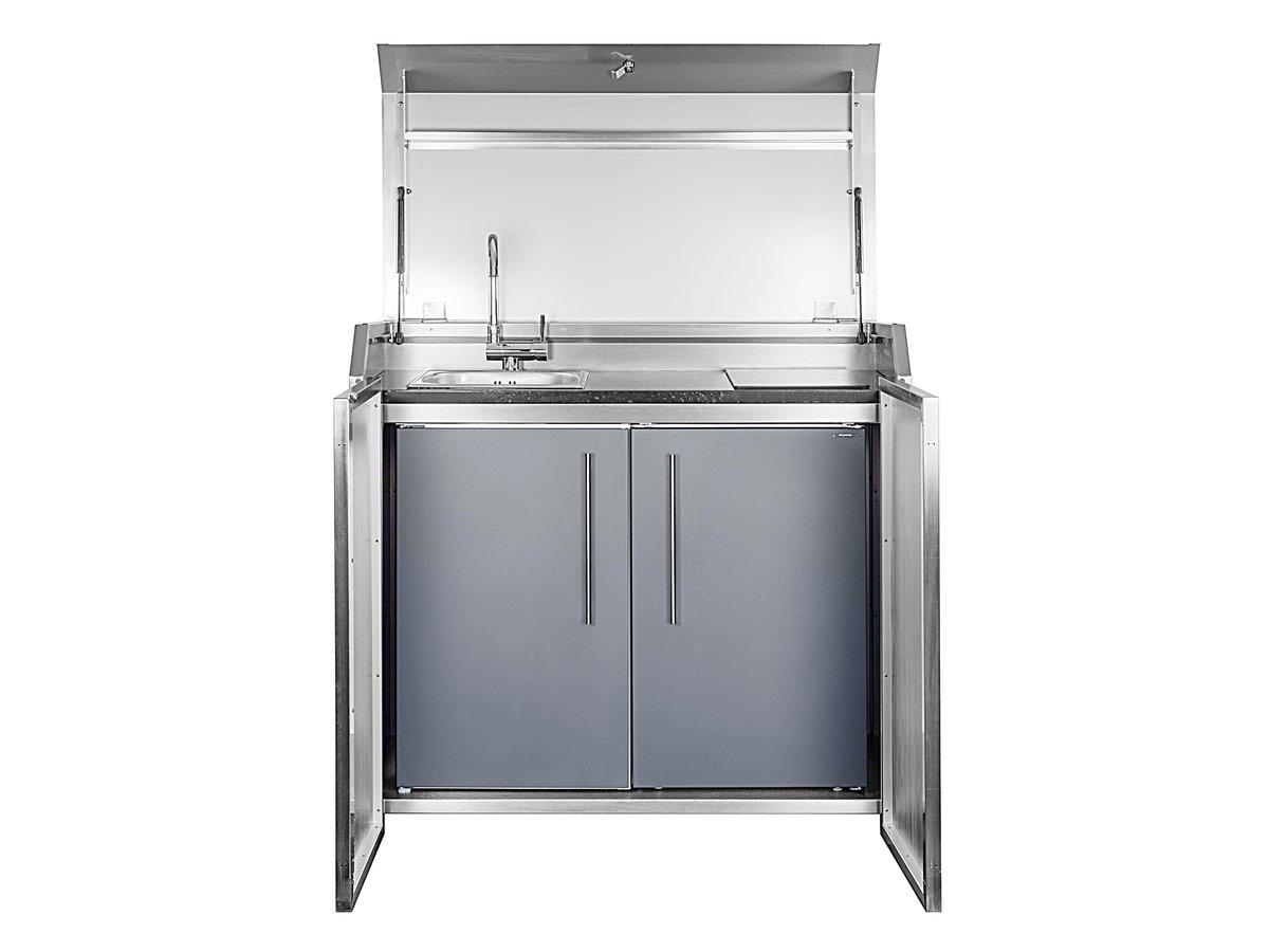 Full Size of Mobile Outdoorküche Stengel Outdoorkche In Robuster Duplebox Küche Wohnzimmer Mobile Outdoorküche