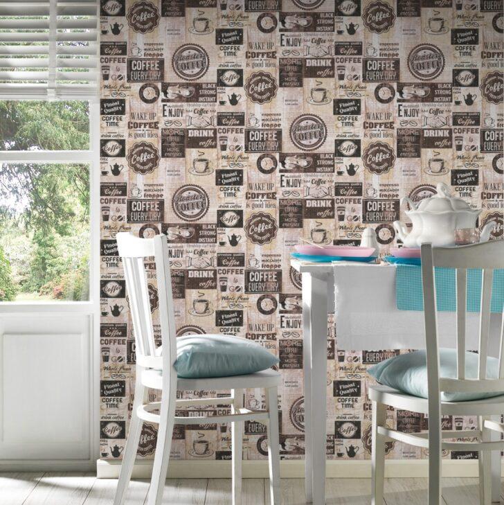 Medium Size of Tapete Küche Kaffee Kche Dunkelbraun 33480 3 Freistehende Anthrazit Ikea Miniküche Mülltonne Einbauküche Mit Elektrogeräten Mobile Modul Billig Kaufen Wohnzimmer Tapete Küche Kaffee