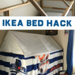 Kura Hack Wohnzimmer Kura Hack Ideas Hacks Pinterest Ikea Bed Montessori Storage Diy Tent Desert Chica