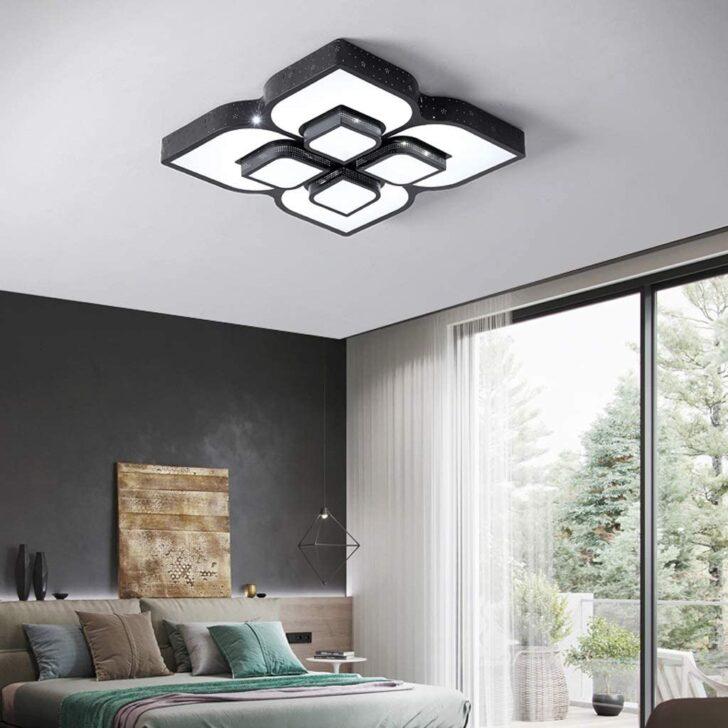 Medium Size of Led Wohnzimmerlampe Deckenlampe Einfache Moderne Atmosphre Bad Spiegelschrank Lederpflege Sofa Lampen Einbauleuchten Chesterfield Leder Einbaustrahler Spot Wohnzimmer Led Wohnzimmerlampe
