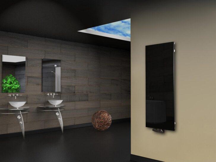 Medium Size of Heizkörper Schwarz Badheizkrper Design Montevideo Glasfront 120x47cm 799 W Bett 180x200 Wohnzimmer Schwarze Küche Badezimmer Bad Weiß Für Wohnzimmer Heizkörper Schwarz