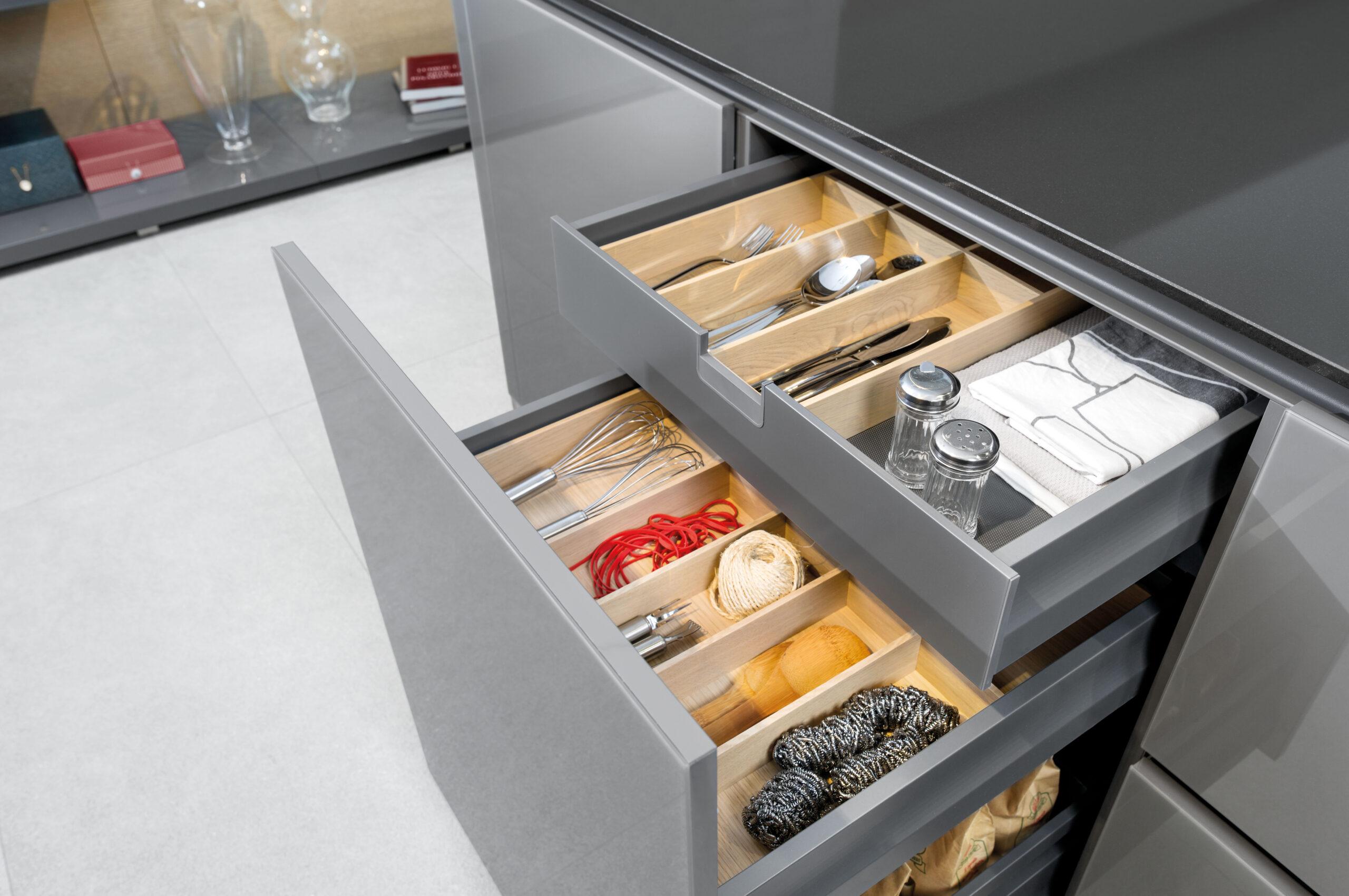 Full Size of Clevere Ausstattung Fr Eine Perfekt Organisierte Kche Kcheco Schubladeneinsatz Küche Wohnzimmer Gewürze Schubladeneinsatz