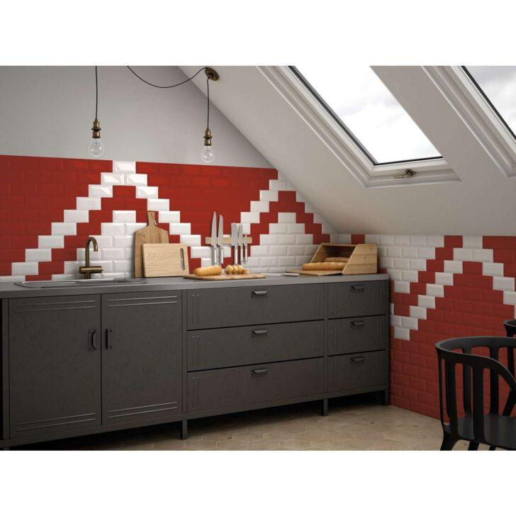 Medium Size of Wandfliesen Küche Modern Rote Metrofliesen Musterversand Ikea Kosten Edelstahlküche Gebraucht Eiche Hell Jalousieschrank Was Kostet Eine Gardine Sideboard Wohnzimmer Wandfliesen Küche Modern