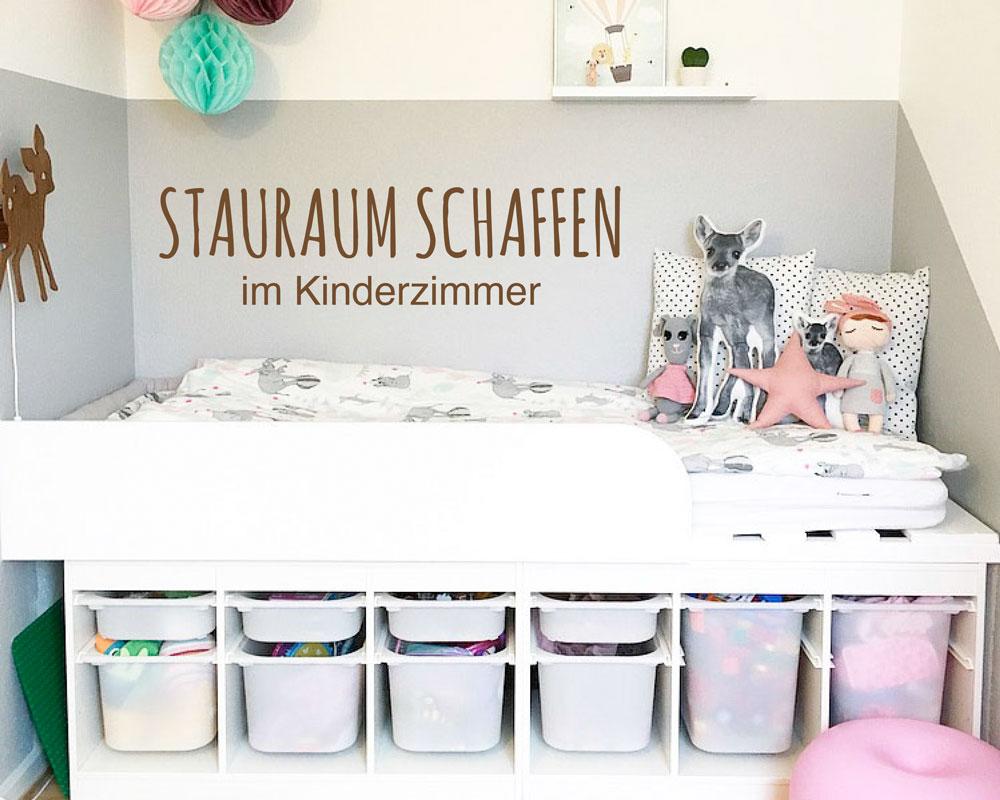 Full Size of Kinderbett Stauraum Schaffen In Kinderzimmern Unsere Tipps Bett 200x200 160x200 Mit Betten 140x200 Wohnzimmer Kinderbett Stauraum