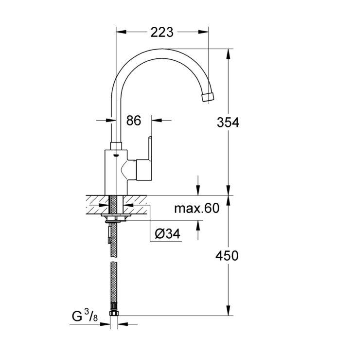 Medium Size of Grohe Küchenarmatur Ersatzteile Thermostat Dusche Velux Fenster Wohnzimmer Grohe Küchenarmatur Ersatzteile