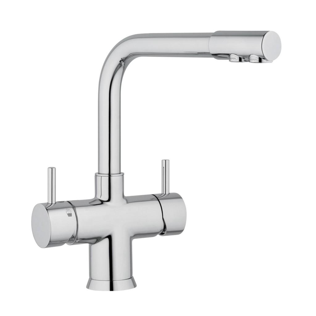 Full Size of Grohe Wasserhahn Designer 5 Wege Nobius L Auslauf Thermostat Dusche Bad Küche Wandanschluss Für Wohnzimmer Grohe Wasserhahn
