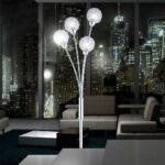 Wohnzimmer Stehlampe Modern Stehlampen Beleuchtung Anbauwand Großes Bild Vitrine Weiß Teppich Deckenleuchten Hängelampe Küche Weiss Deckenlampen Modernes Wohnzimmer Wohnzimmer Stehlampe Modern
