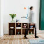 Pappbett Ikea Room In A Bomodulare Regale Aus Wellpappe Betten Bei Sofa Mit Schlaffunktion Modulküche Miniküche Küche Kosten 160x200 Kaufen Wohnzimmer Pappbett Ikea