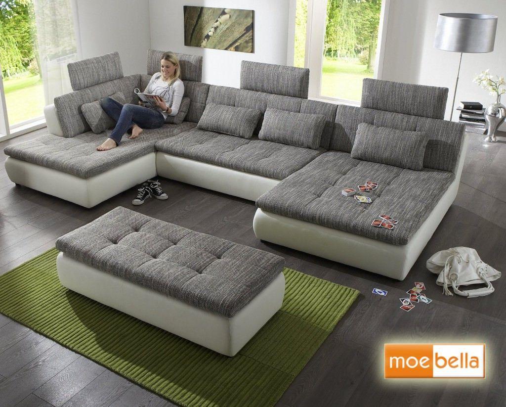 Full Size of Großes Sofa Mit Bettfunktion Big Schlaffunktion Xxl Couch Extragroe Sofas Bestellen Bett Schubladen 90x200 Weiß Abnehmbaren Bezug Sofort Lieferbar Ikea Wohnzimmer Großes Sofa Mit Bettfunktion