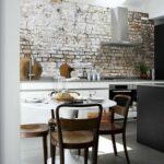 Wandgestaltung Der Kche Mit Fliesen Küchen Regal Tapeten Für Küche Fototapeten Wohnzimmer Ideen Schlafzimmer Die Wohnzimmer Küchen Tapeten Abwaschbar